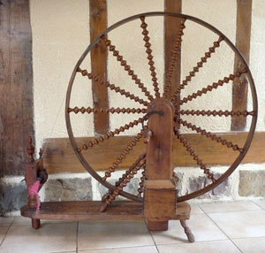 Normandy wheel #1
