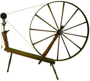 """Great wheel signed """"F. A. FARNHAM"""""""