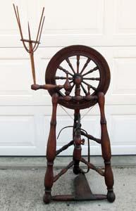 Danner wheel front view