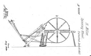 Miller's patent #71,897