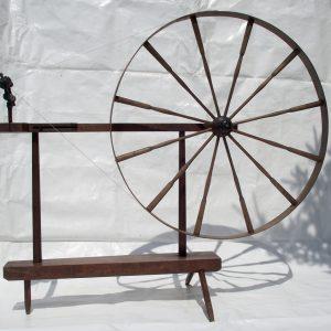 Square-frame great wheel from Nova Scotia.