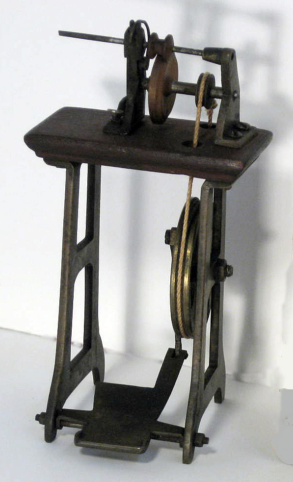 Model for Patent #156,230. Murdock McLeod, October 27, 1874.