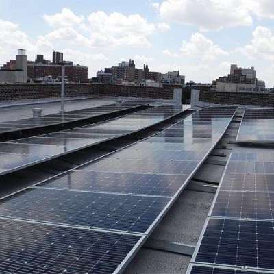 Queens Landlord Will Complete Borough's Largest Residential Solar Energy Project by End of 2021