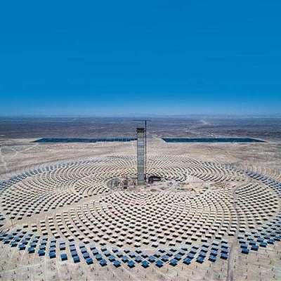 Chile inaugurates Latin America's first thermosolar plant