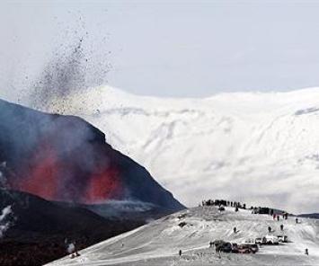 Peningkatan Aktivitas Gunung Berapi di Islandia