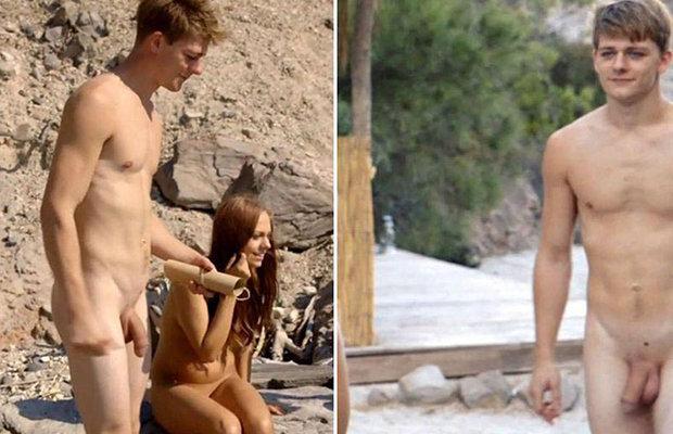 Reality men nude porn pics & move
