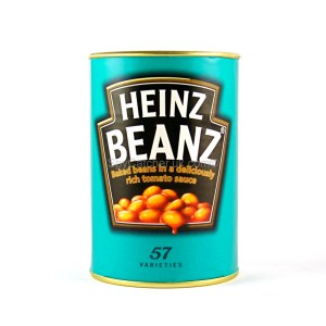 Camo Safe-Baked Beans
