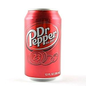 Camo Safe-Dr Pepper