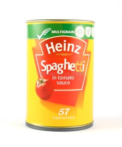Camo Safe-Heinz Spaghetti