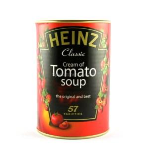 Camo Safe-Heinz Tomato Soup