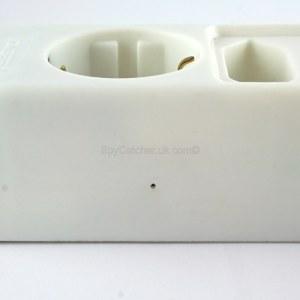 GSM Bug-6 Way European Socket Strip B
