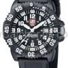 Luminox Black/White Dial 3051 Colormark Dive watch