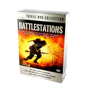 Battlestations - 3 DVD Box Set-0