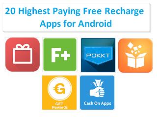 Earn Free Talktime, Cash Rewards