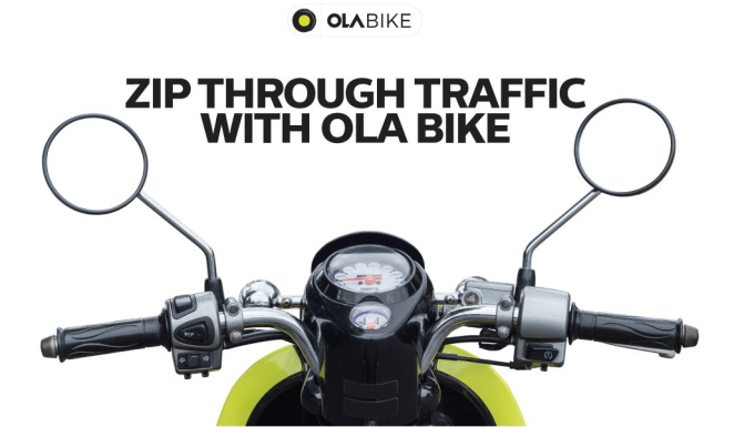ola bike offers