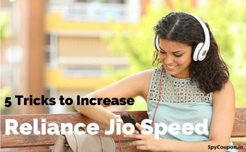 increase download speed in jio 4g