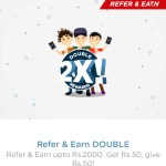 earn 2x money