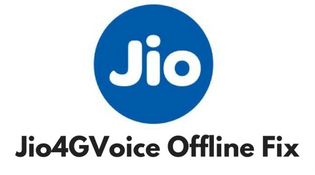 jio 4g voice not working