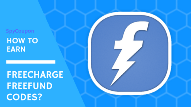 earn freecharge freefund codes