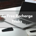 Jio Free Recharge Code