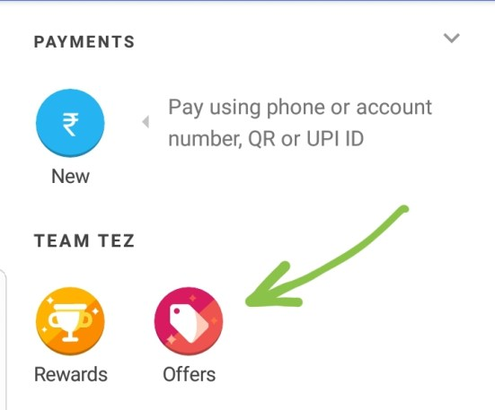 Tez referral code