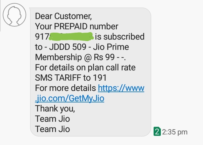 jio plan check ussd code
