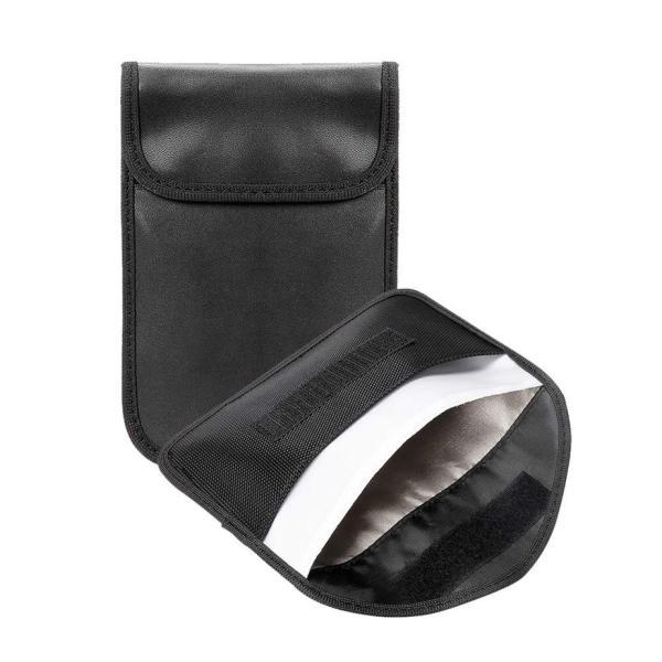 Car key safety pouch