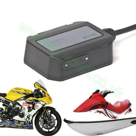 Motorcycle GPS tracking wired gps tracker
