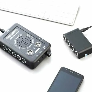 recording countermeasures dictaphone