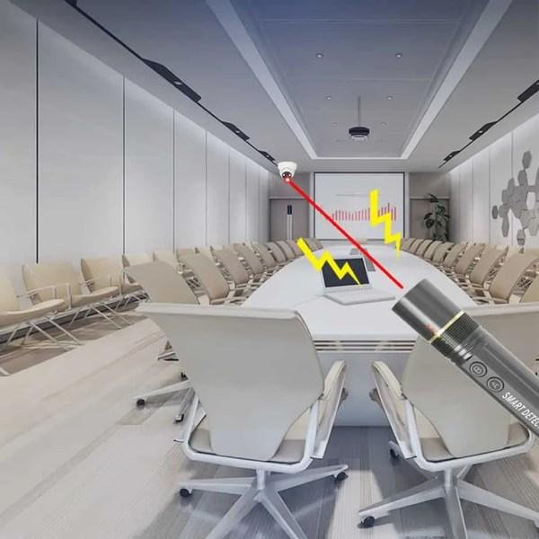 laser detector to spot hidden cameras