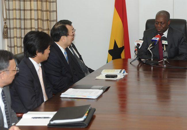 Veep addressing the delegation