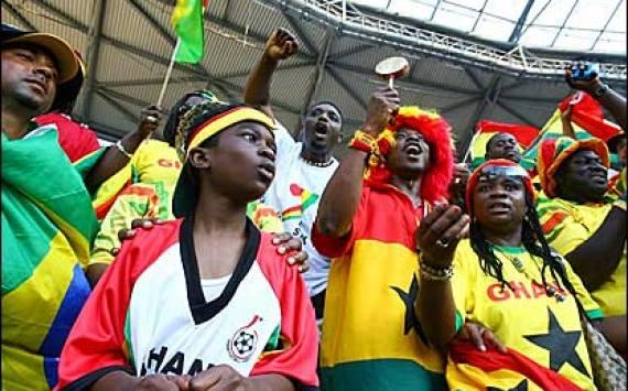 Ghana Fans