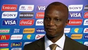 Kwasi Appiah, Head Coach, Ghana Blackstars