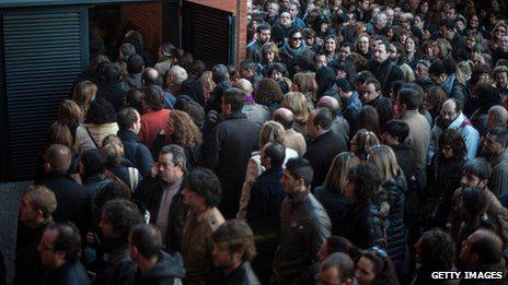 Spain jobless