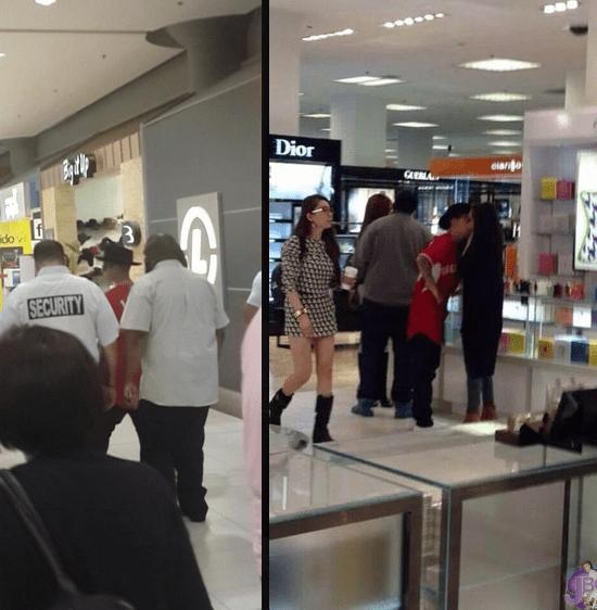 justin-bieber-selena-gomez-shopping-kissing-Toronto-Eaton-Center
