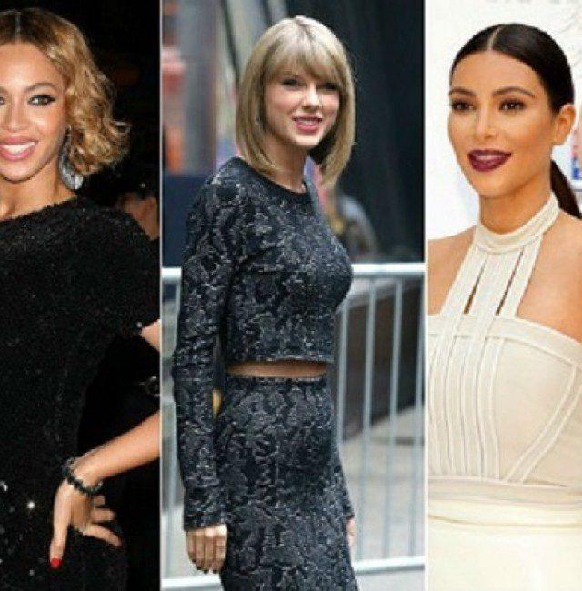 Beyonce-Taylor-Swift-Kim-Kardashian-