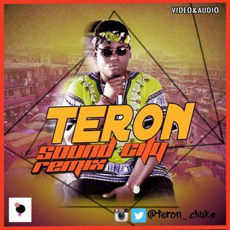 Teron ft. Tizzy - SOUND CITY Remix Artwork