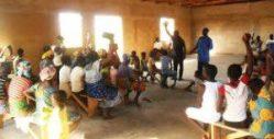 a classroom church