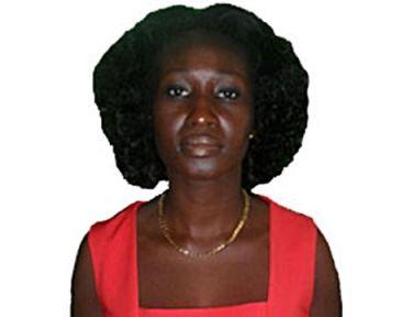 Kwesi Nyantakyi wife Christine Nyantakyi