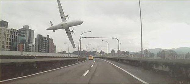 TransAsia Crash 1