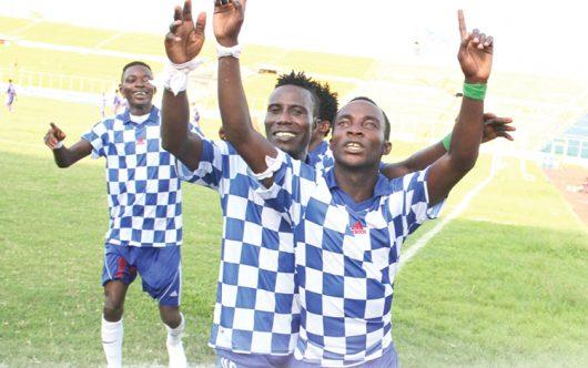 Accra Great Olympics shocked Liberty
