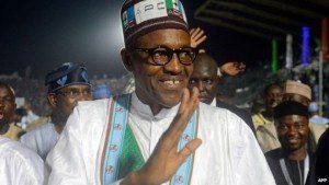 Mahammadu Buhari, Nigeria's President elect