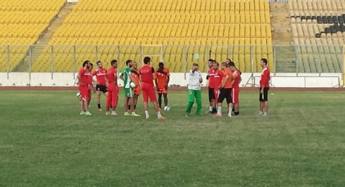 Eluma hold first training session in Kumasi