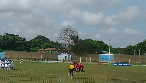 Heart of Lions squaring up with Liberty Professionals