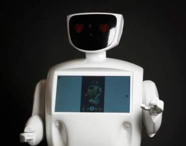 Promobot Spy