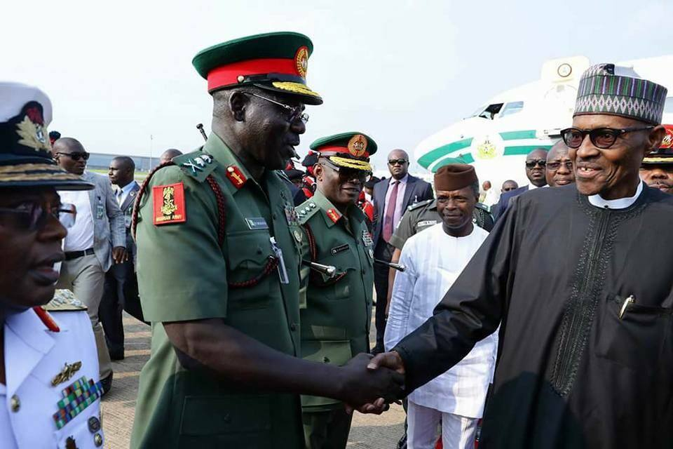 We Will Shoot And Kill Ballot Snatchers If Buhari Said So, Nigerian Army Says In Further Terror Threat To Nation