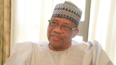 "BREAKING: Don't Vote APC, ..The Party Is Under A Curse "" — IBB Tells Nigerians"