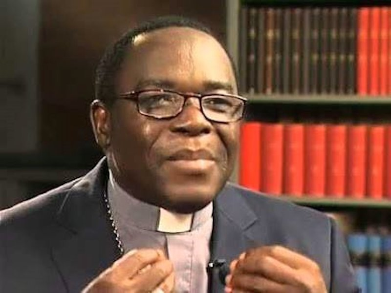 God has shown me that Atiku will be sworn in as President – Bishop Matthew Kukah