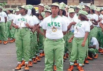 Breaking Govt Increases NYSC Members' Allowance