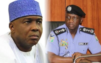How Saraki Communicated With Us - Offa Robbery Gang Leader Makes Fresh Revelation (Video)